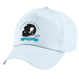 Simply Race Not Designed Baseball Cap Thumbnail
