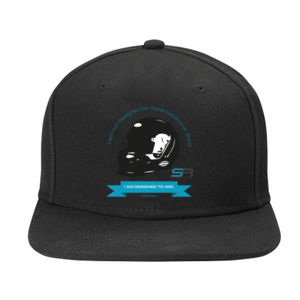 Simply Race Not Designed Snapback Thumbnail