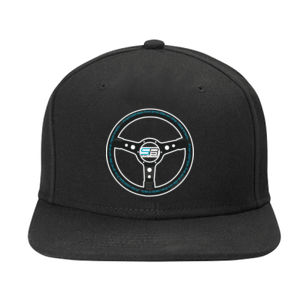 Simply Race Racetrack Snapback Thumbnail